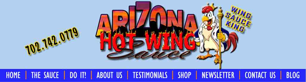 Arizona Hot Wing Sauce